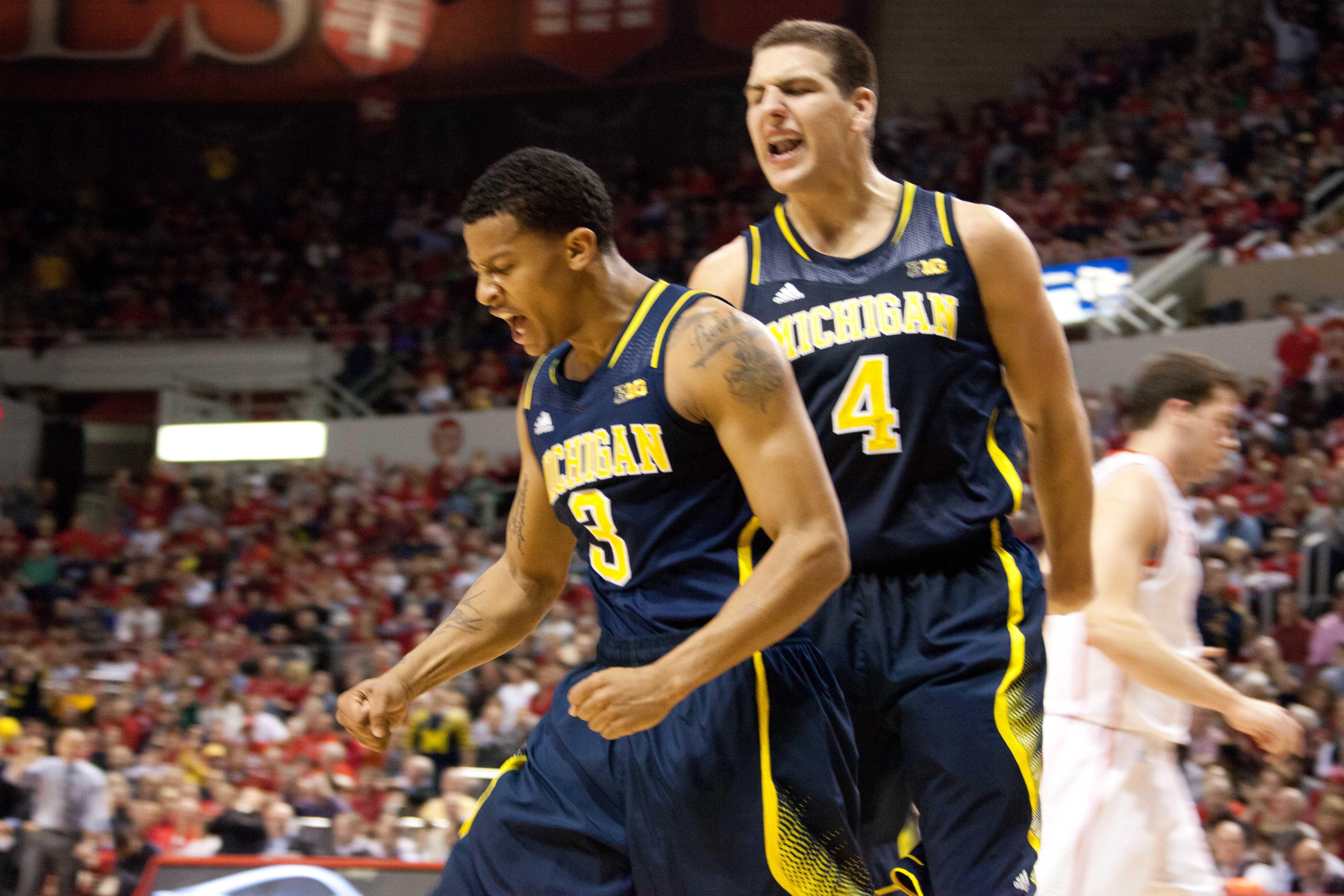 Michigan at Bradley – #13