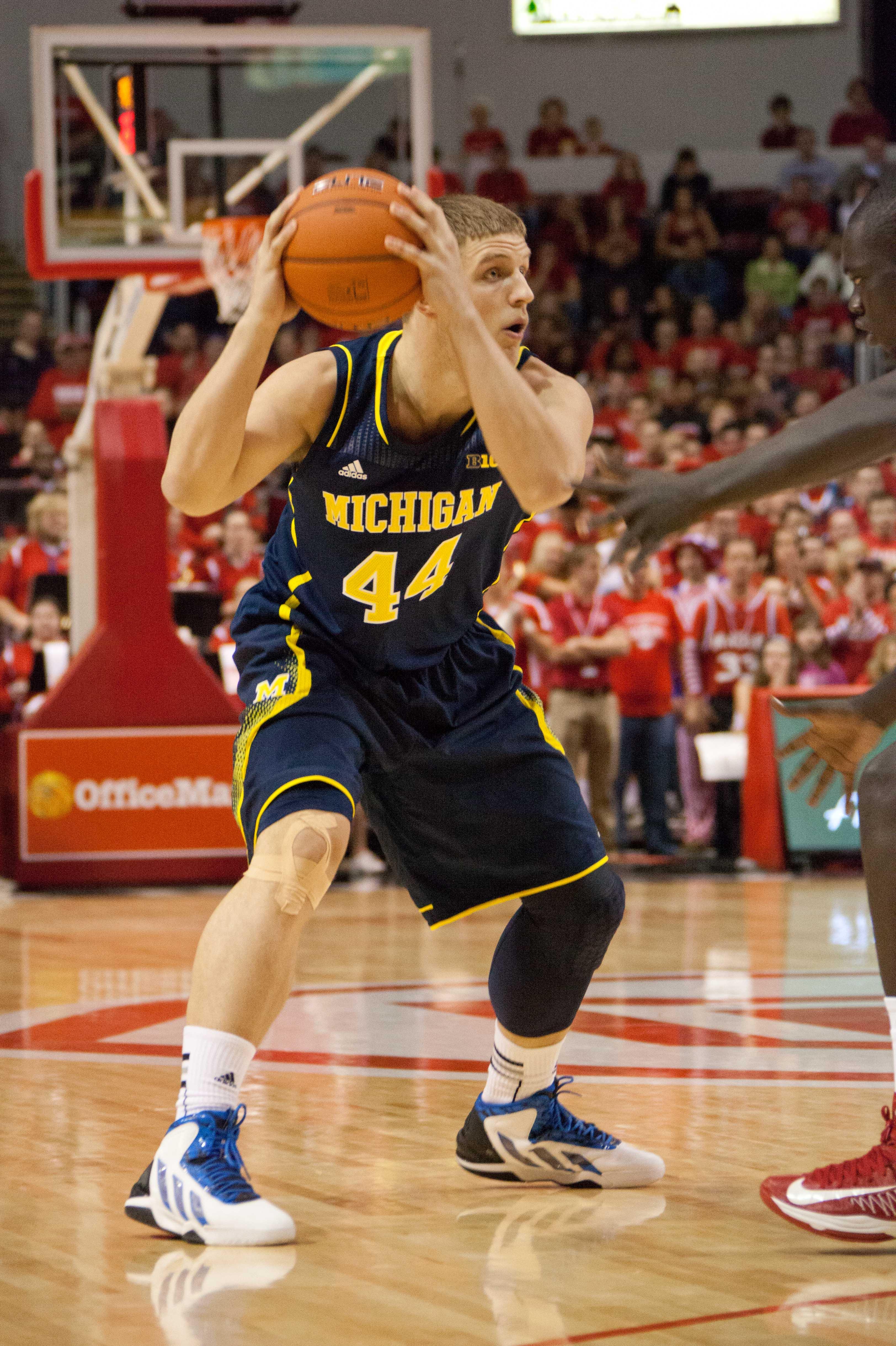 Michigan at Bradley – #10
