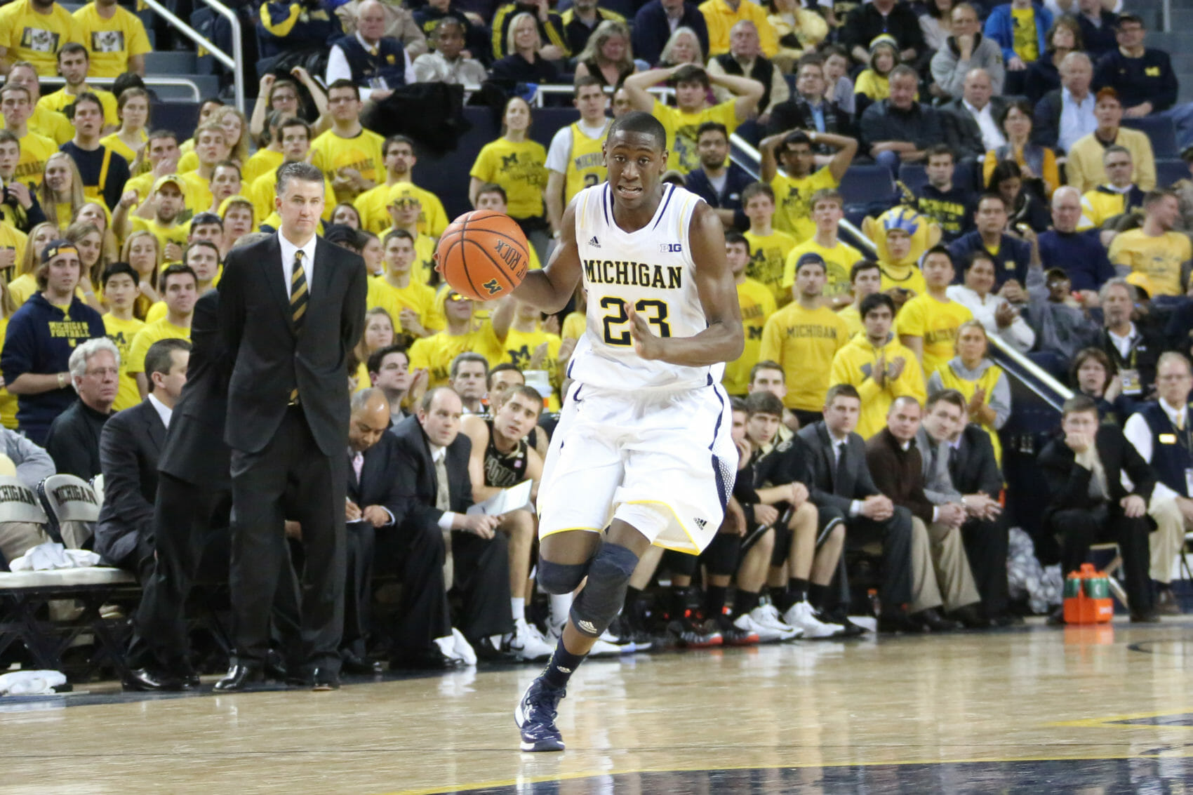 Michigan 68, Purdue 53-27