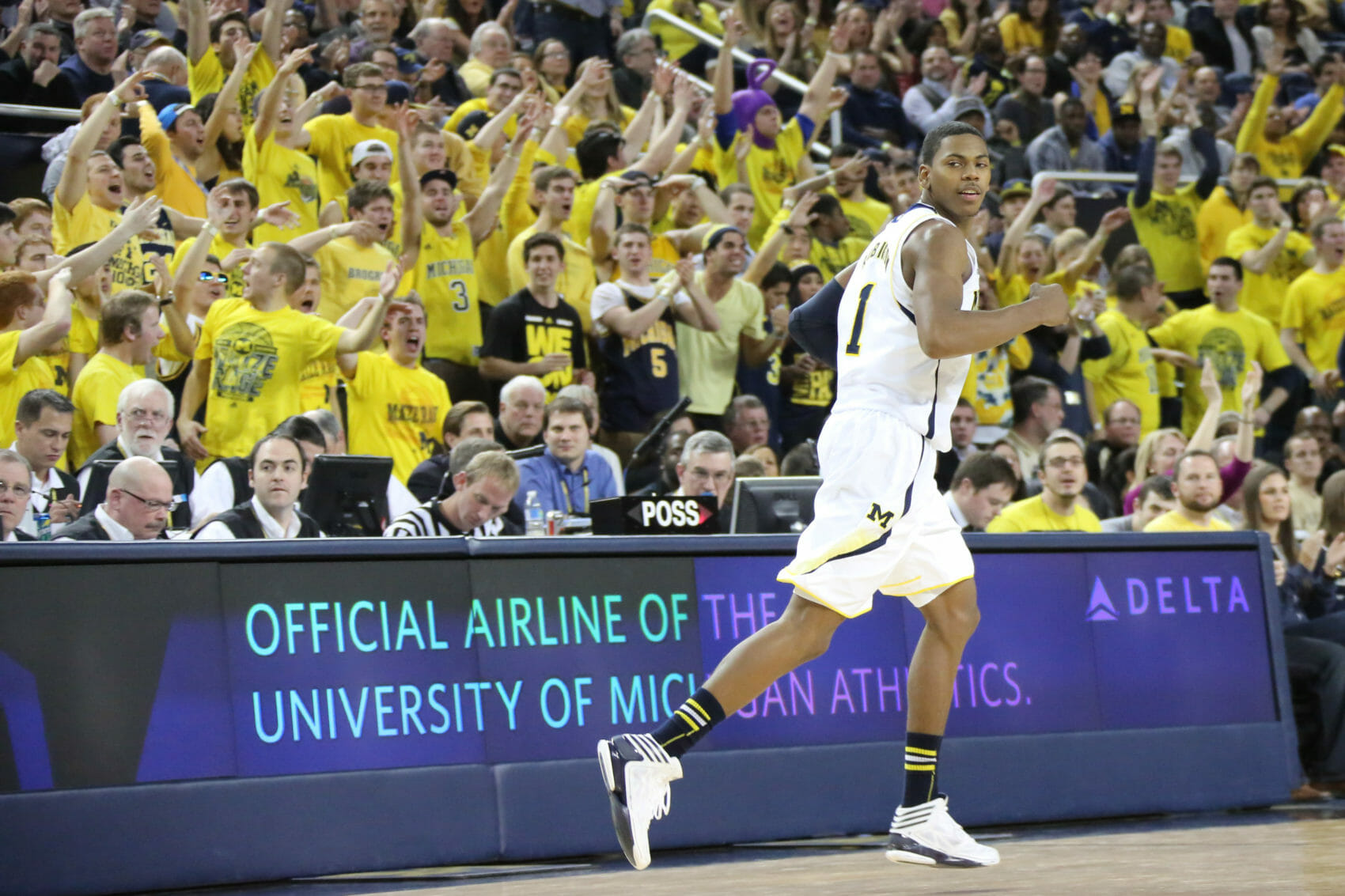 Michigan 68, Purdue 53-22