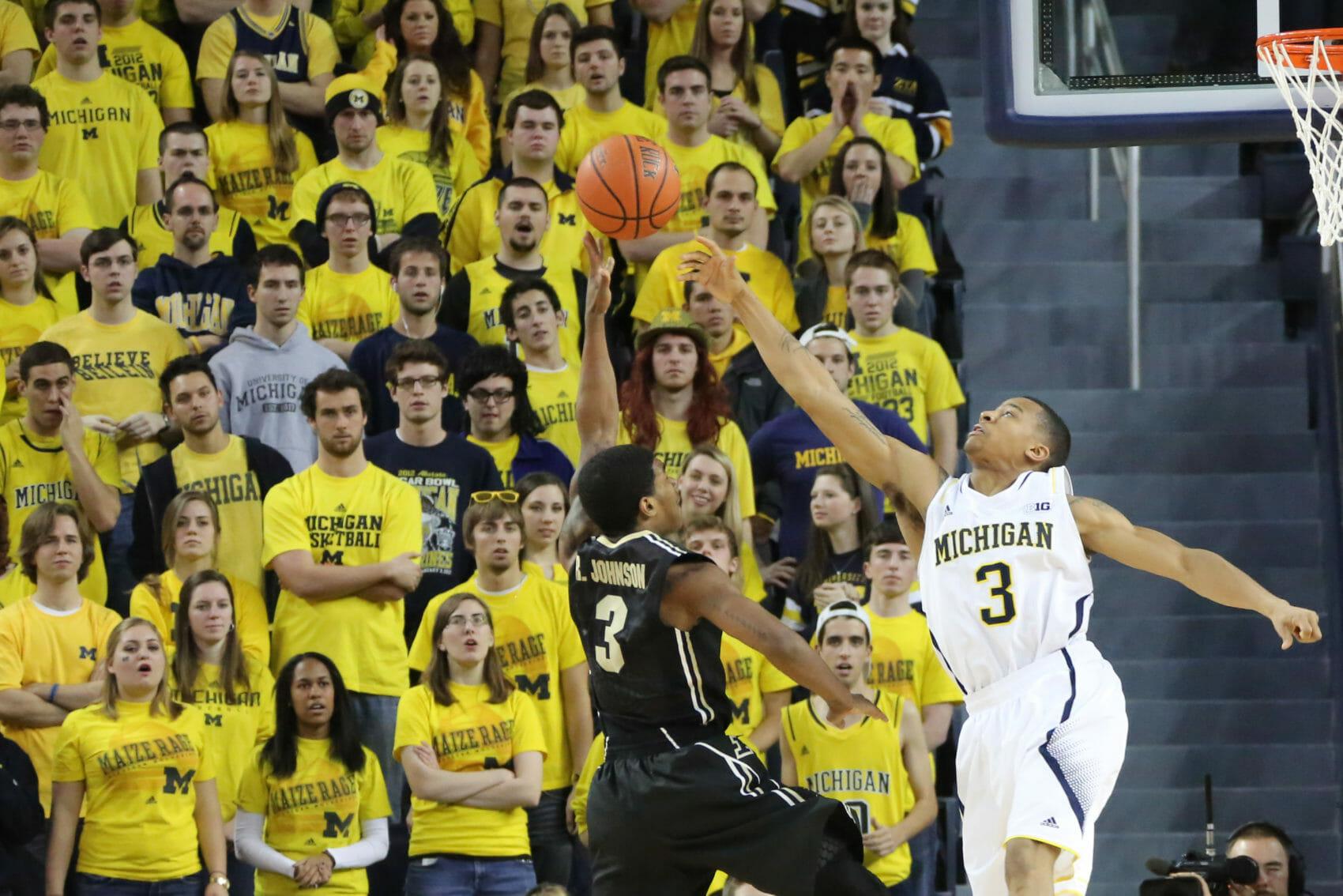 Michigan 68, Purdue 53-15