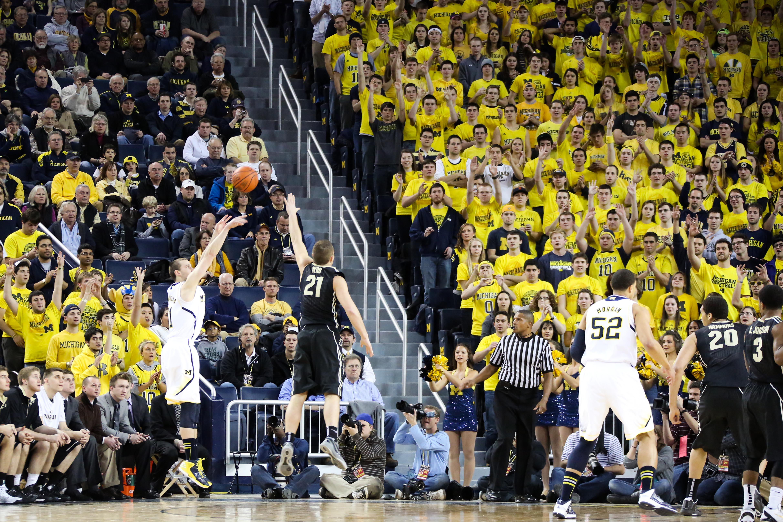 Michigan 68, Purdue 53-2