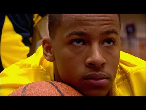 Trey Burke featured on BTN's The Journey