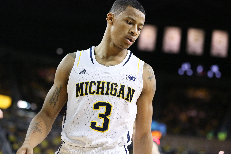 Michigan 95, Iowa 67 – #21