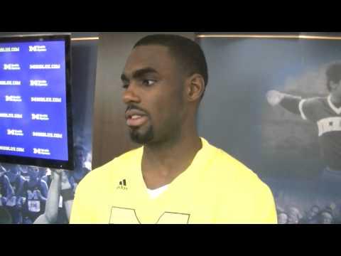 Video: Tim Hardaway Jr. and Mitch McGary react to Iowa win