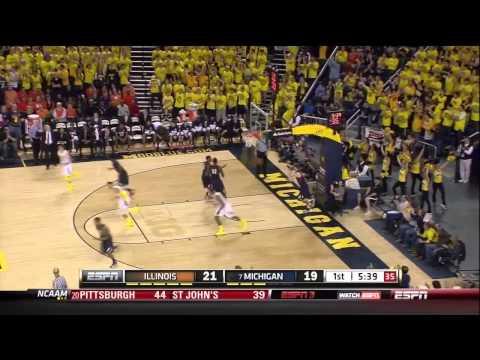 Five Key Plays: Illinois at Michigan
