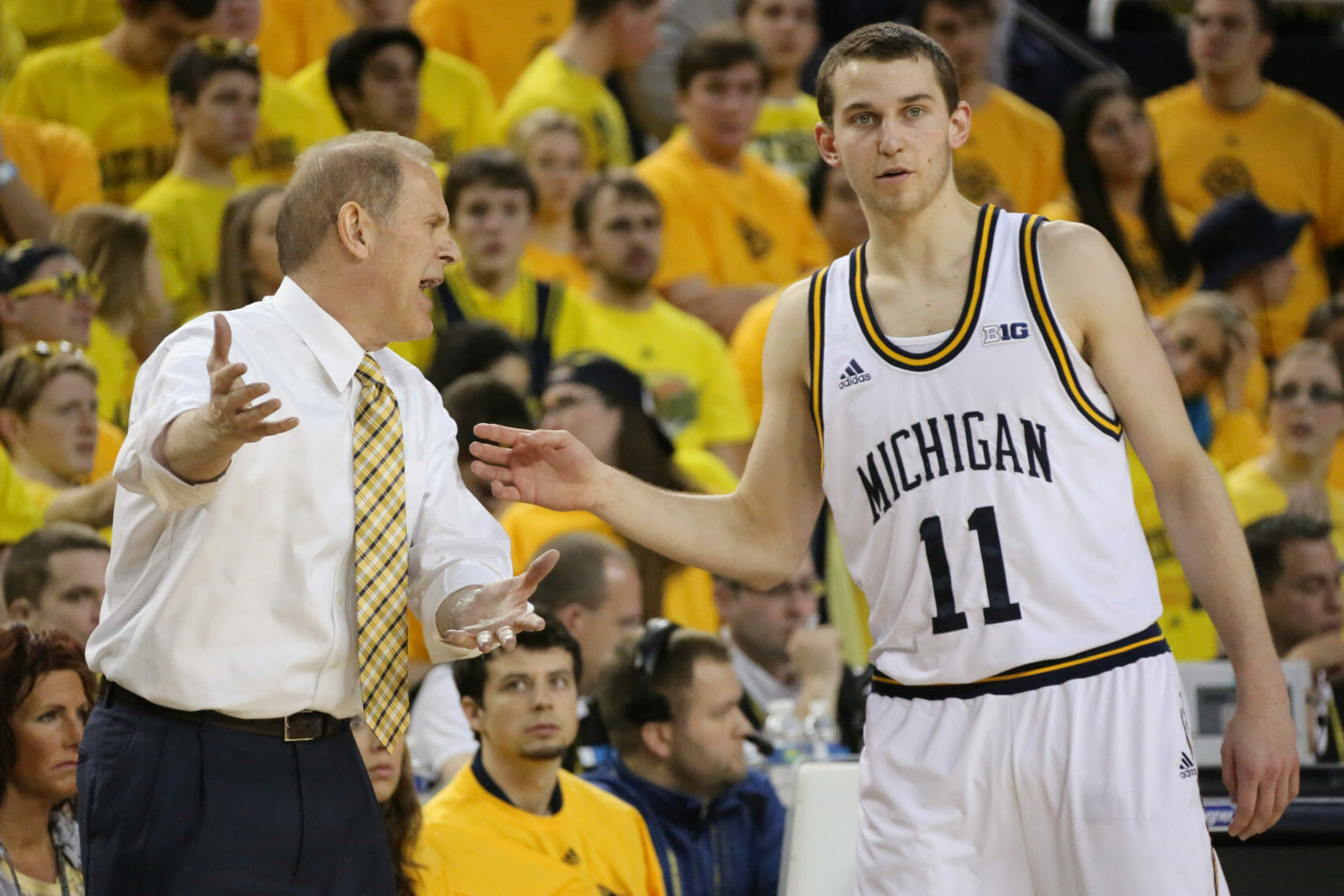 Michigan 79, Penn St. 71-30