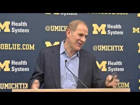 Video & Quotes: John Beilein previews Penn State