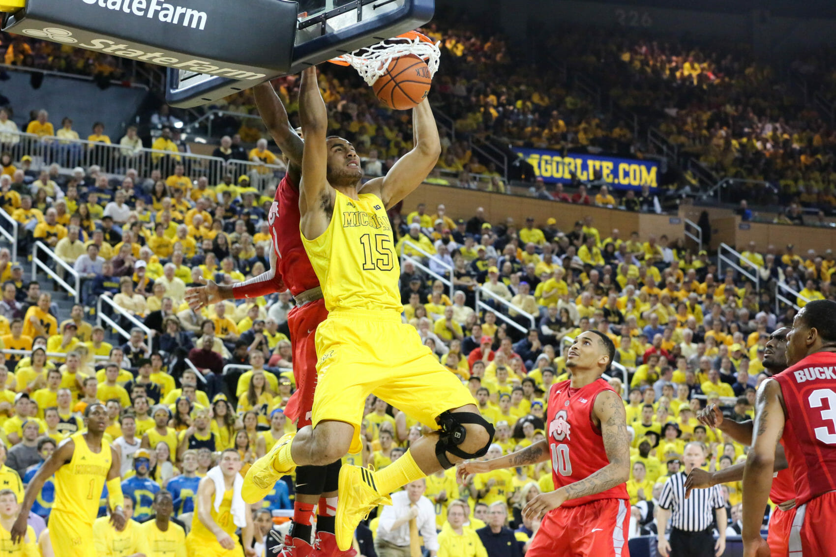 Michigan 76, Ohio State 74 (OT)-15