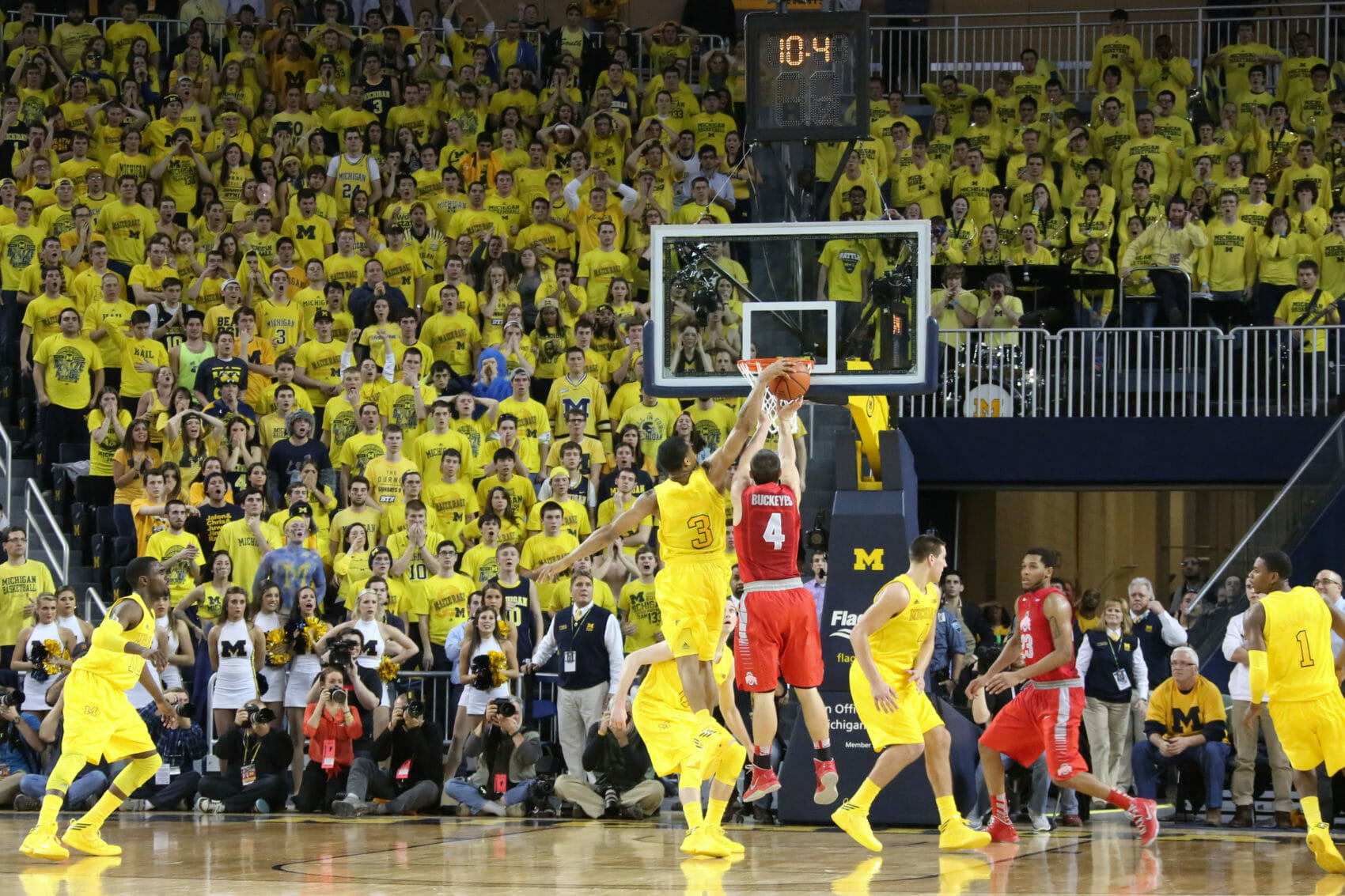 Michigan 76, Ohio State 74 (OT)-31