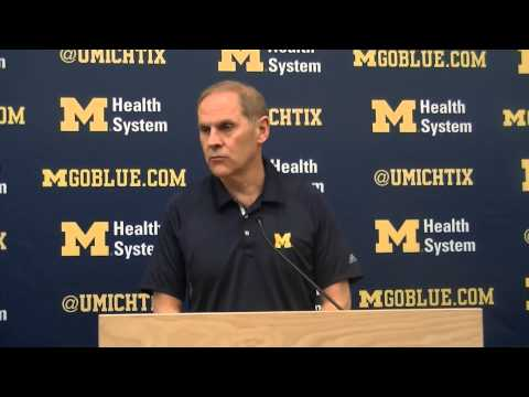 Video: John Beilein, Trey Burke preview Ohio State