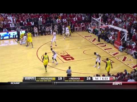 Five Key Plays: Michigan at Indiana