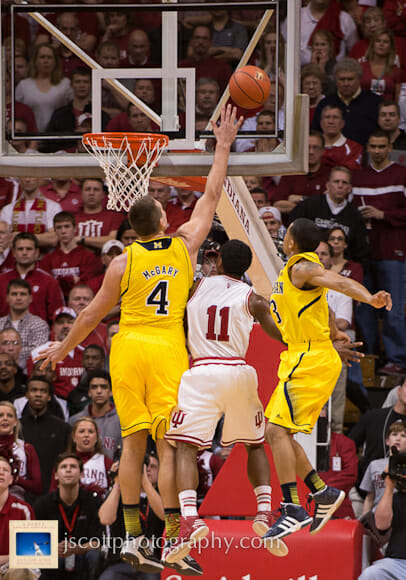 Indiana 81, Michigan 73 – #6