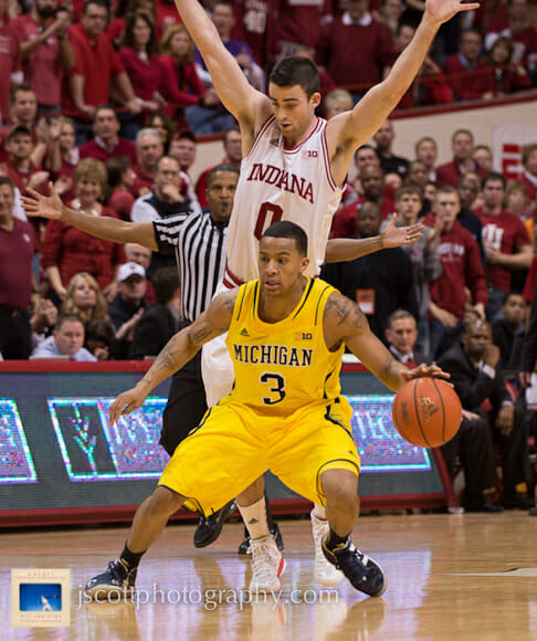 Indiana 81, Michigan 73 – #5