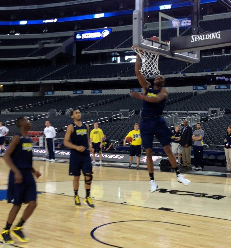Dallas Open Practice – #28