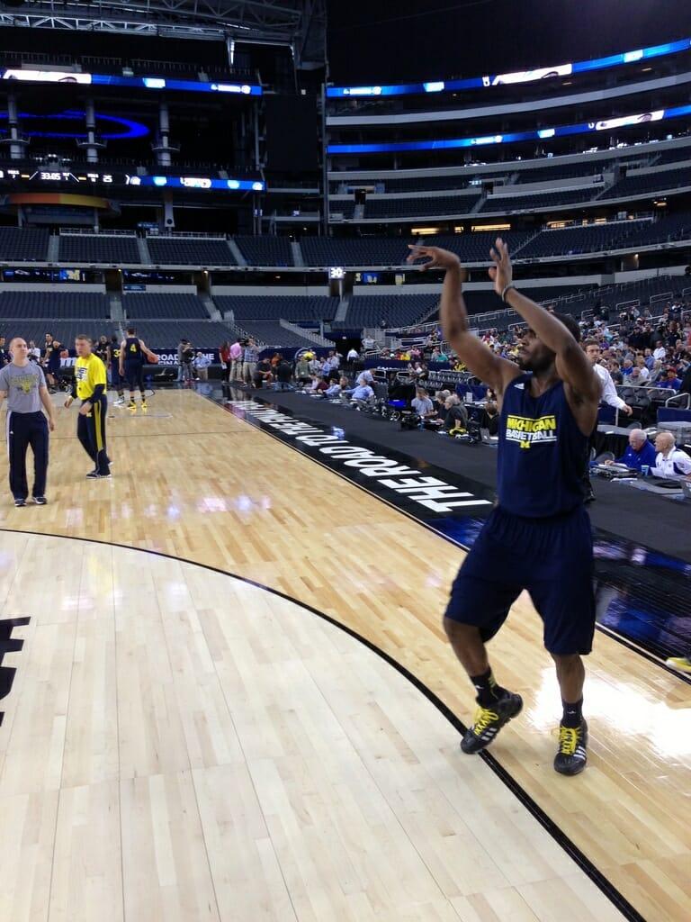 Dallas Open Practice – #27