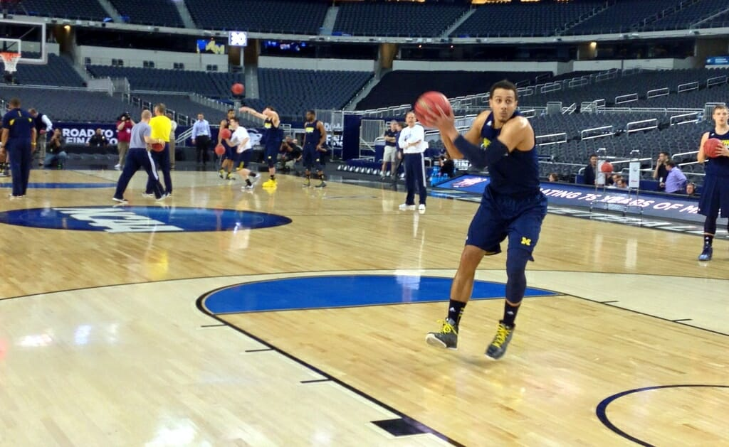 Dallas Open Practice – #21