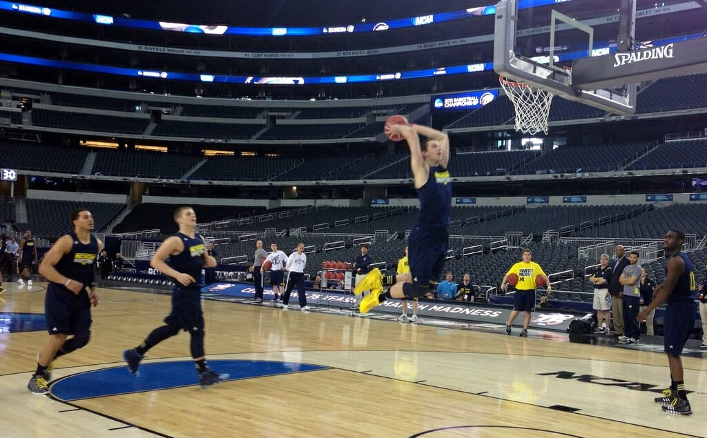 Dallas Open Practice – #14