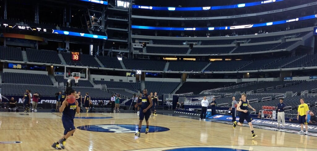 Dallas Open Practice – #13