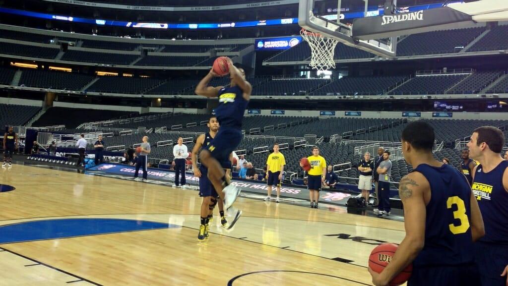 Dallas Open Practice – #12