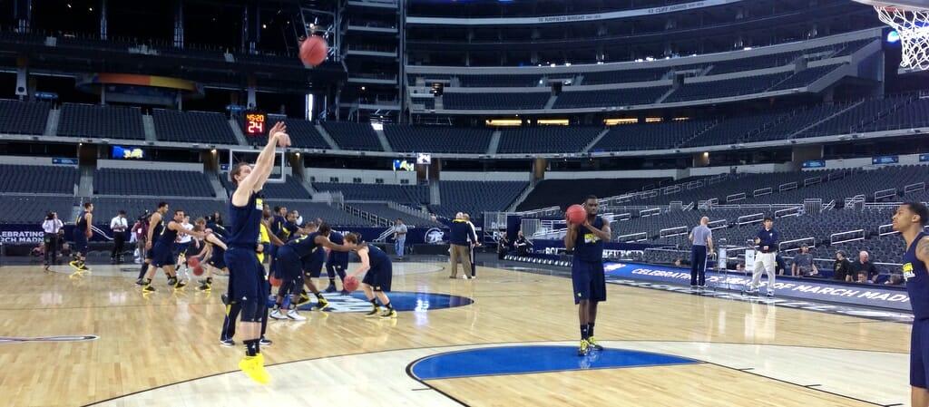 Dallas Open Practice – #9