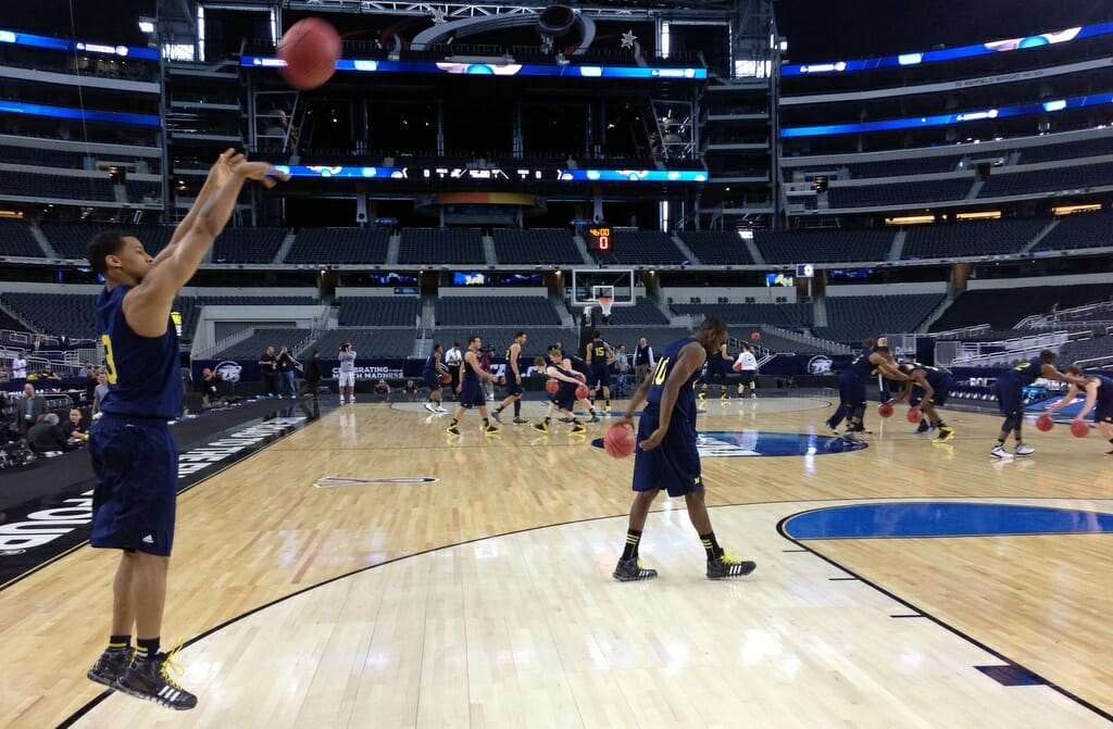 Dallas Open Practice – #8
