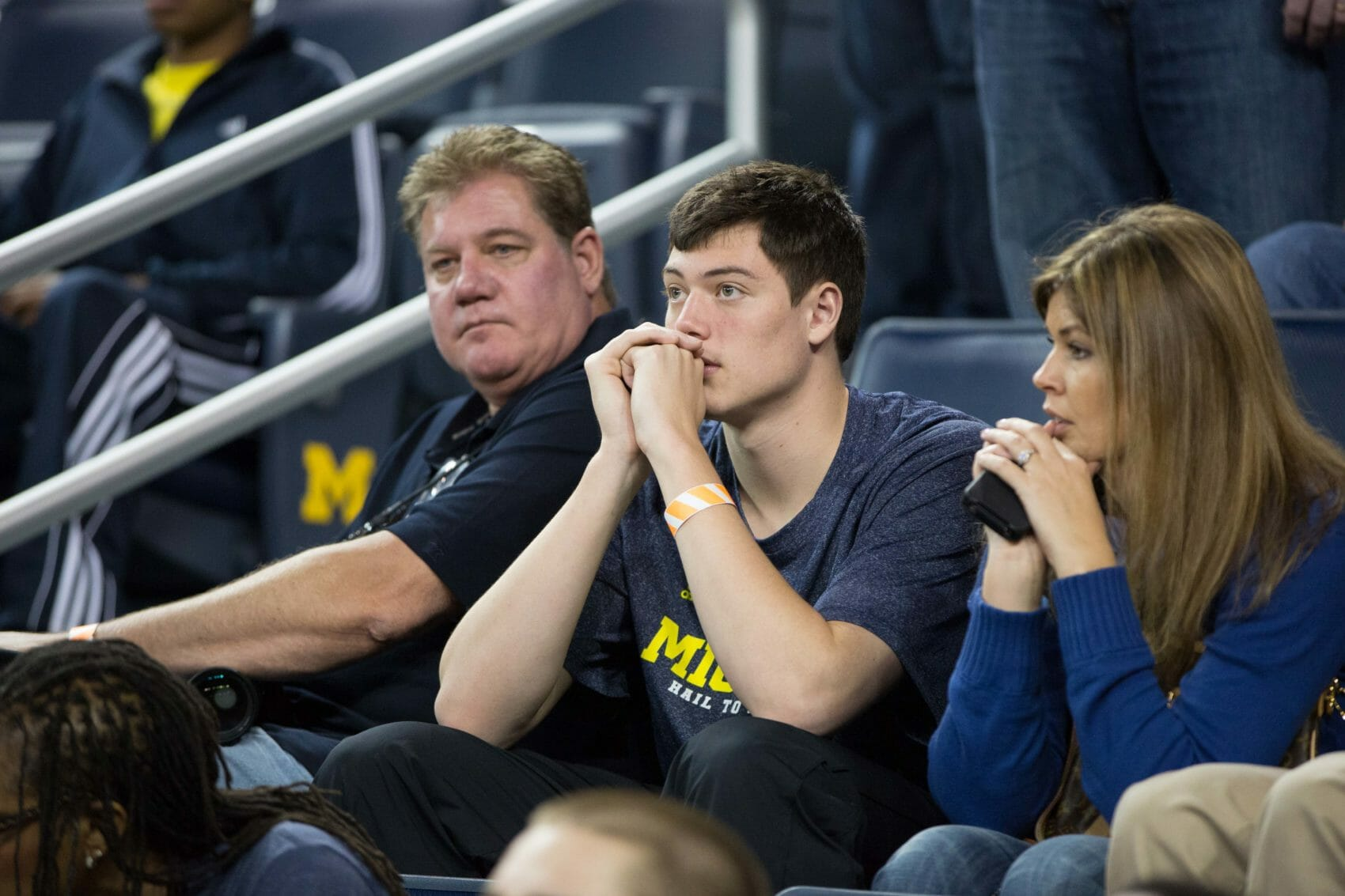 Ricky Doyle at Michigan-Indiana