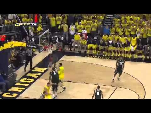 Michigan State at Michigan Highlights
