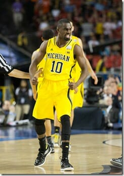 half off 98830 9a5ec Notes & quotes from Tim Hardaway Jr.'s NBA Draft ...