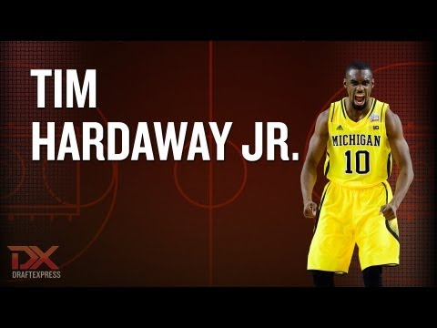 Tim Hardaway Jr. Scouting Report and Video