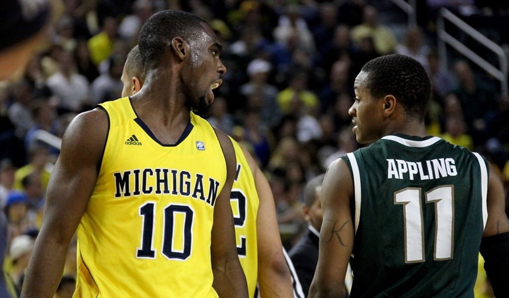 Sophomore Year: MIchigan State again