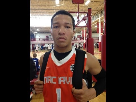 "Q&A: Jalen Brunson ""honored"" by Michigan offer"