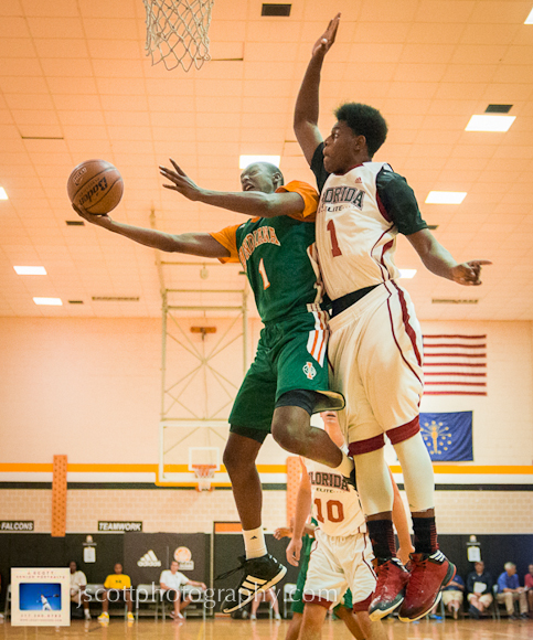Jalen Coleman at Adidas Invitational (2)