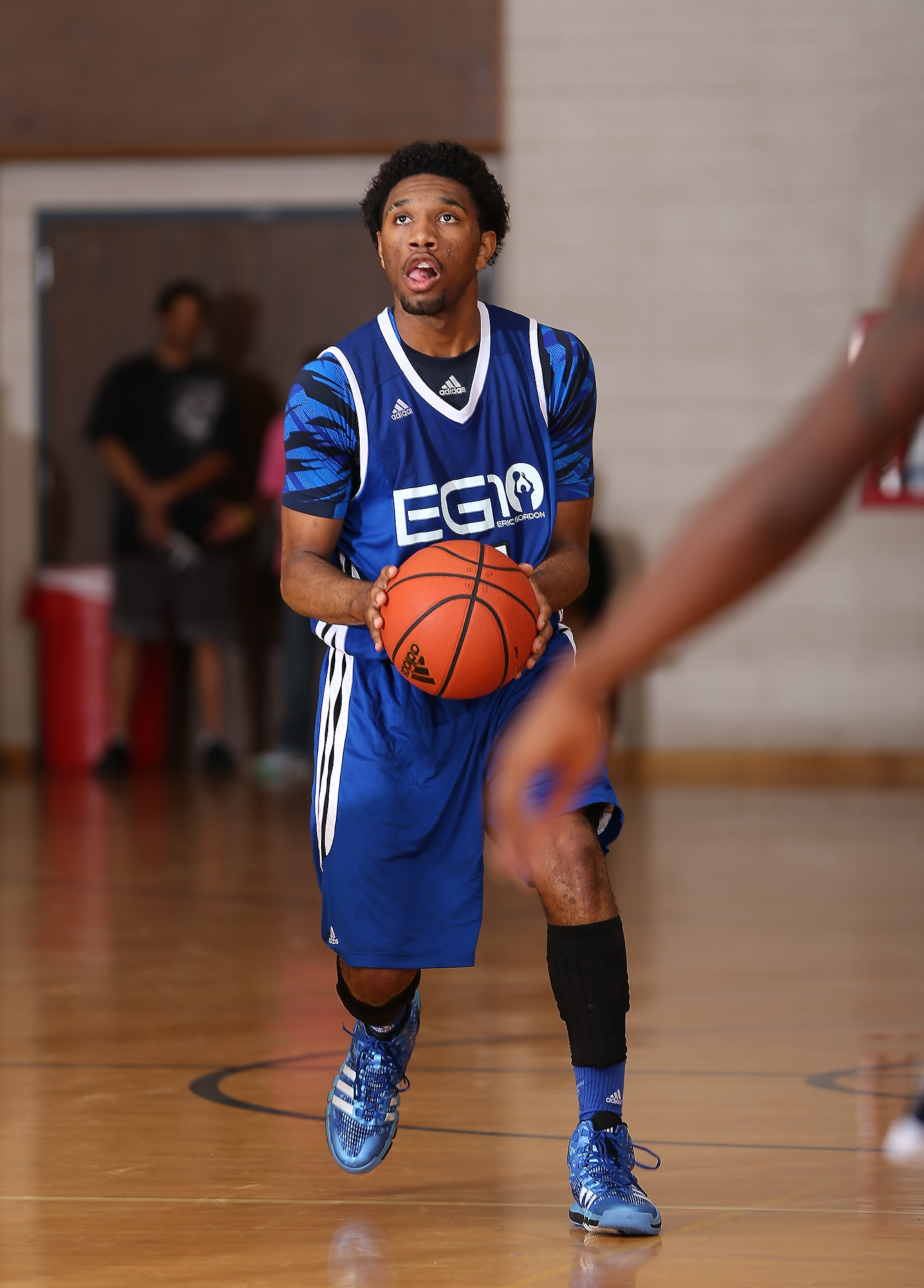 Eron Gordon at 2013 adidas Invitational