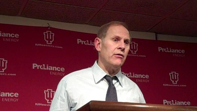 Video: John Beilein Discusses Indiana Loss