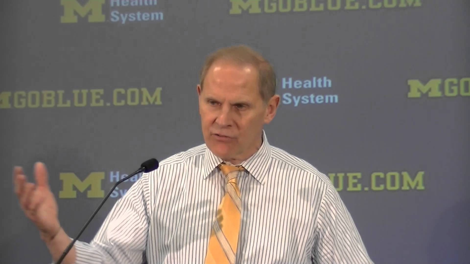 Video & Quotes: John Beilein discusses win over Arkansas