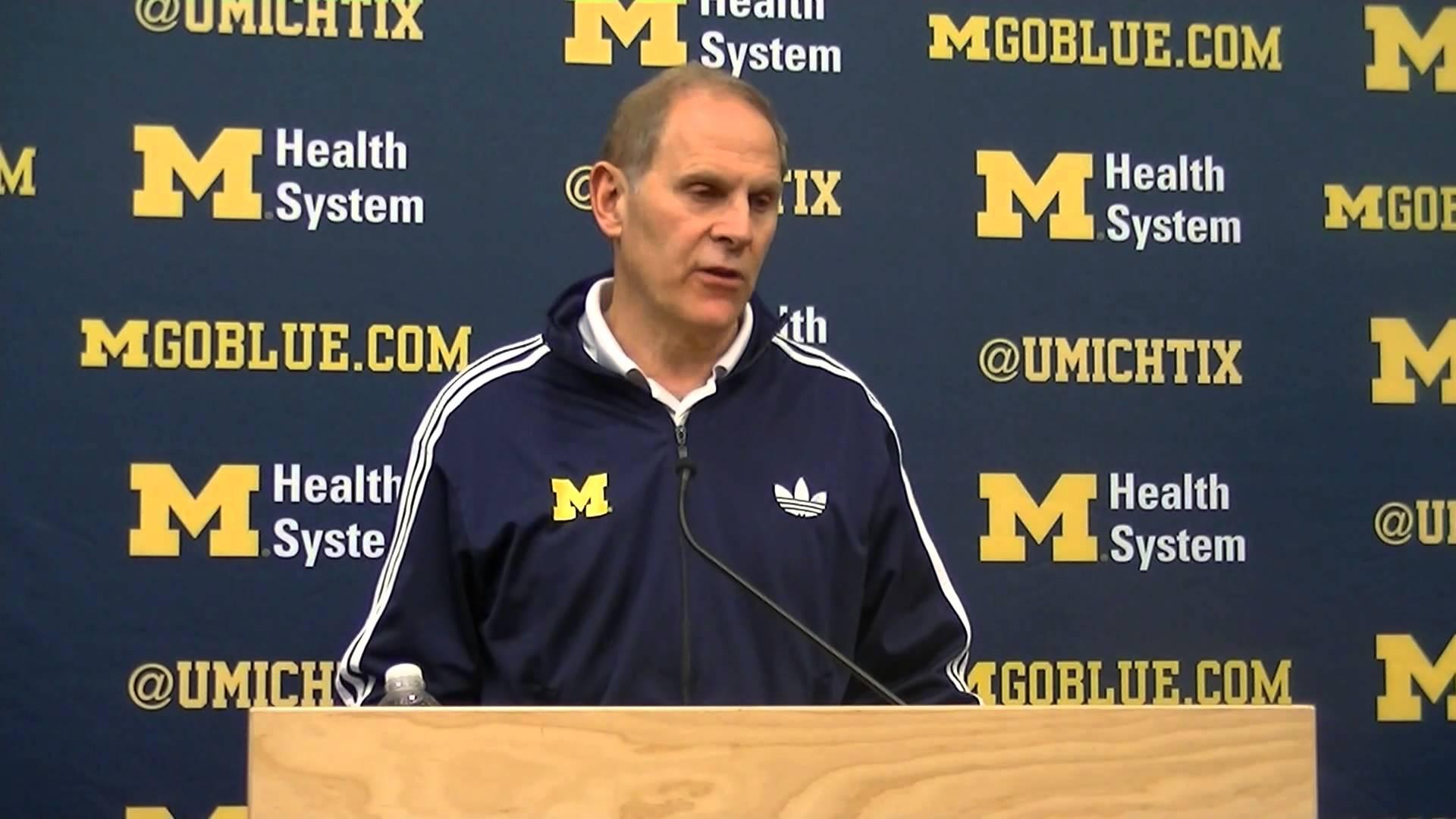 Video: John Beilein, Trey Burke and Tim Hardaway Jr. preview Michigan State