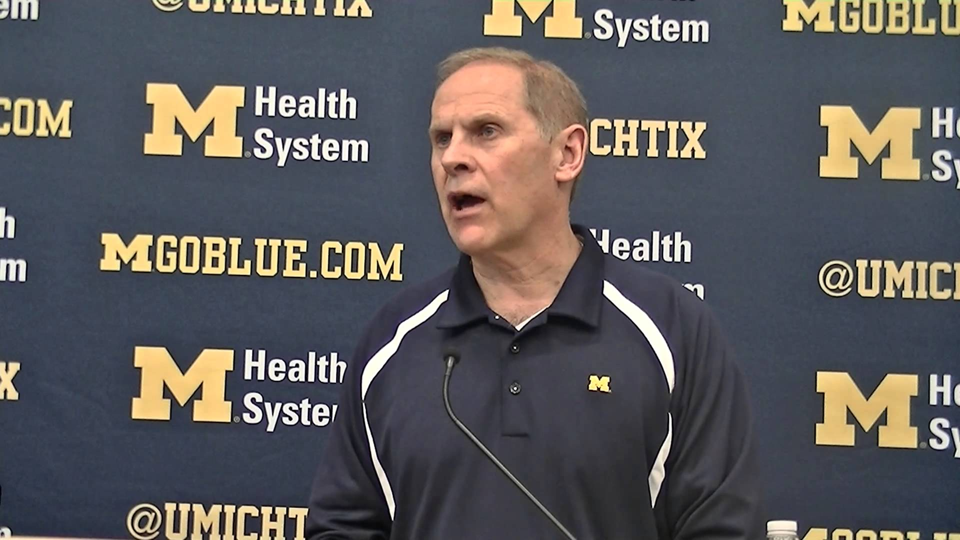 Video: John Beilein, Tim Hardaway Jr. preview Michigan State rematch