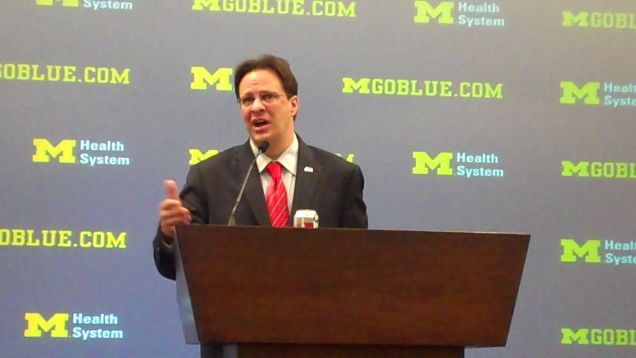 Video: Tom Crean, Victor Oladipo, Cody Zeller and Jordan Hulls discuss win in Ann Arbor