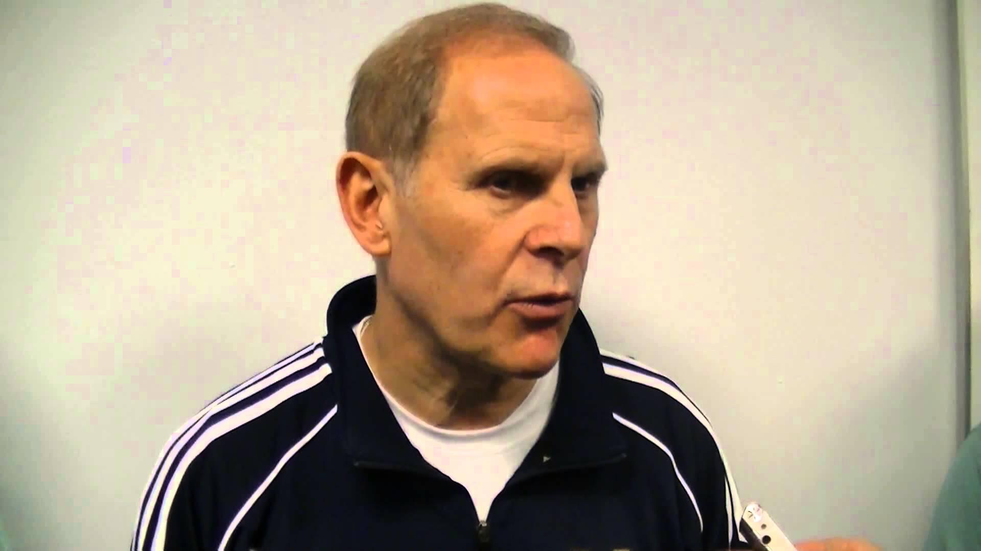 Video: John Beilein and Trey Burke discuss Kansas matchup