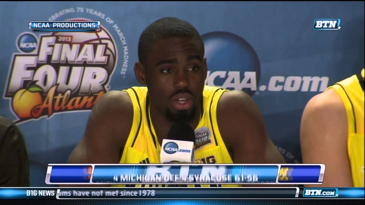 Video: Michigan's Final Four postgame press conference