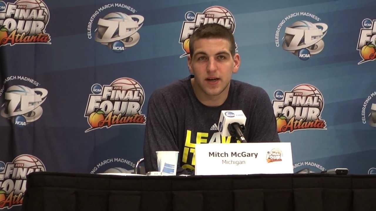 Video: Mitch McGary and Glenn Robinson III talk Louisville prep