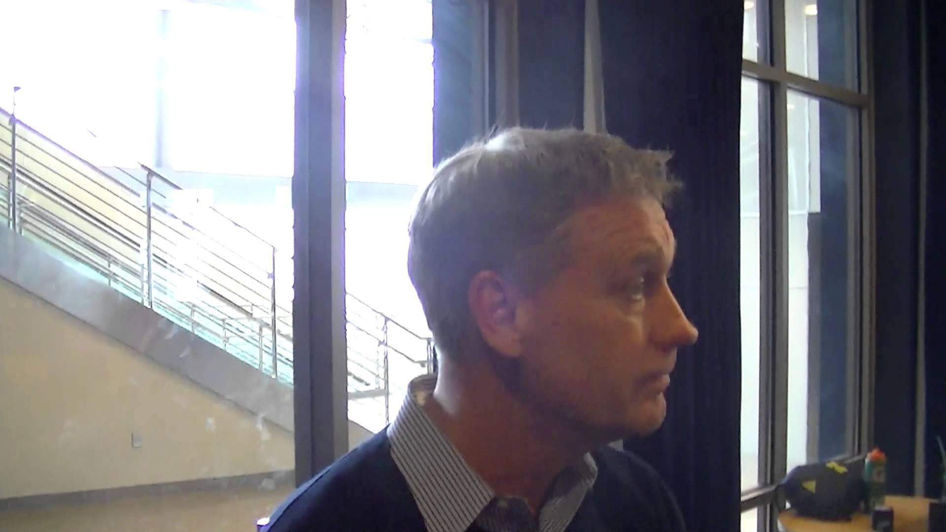 Video: Jeff Meyer, LaVall Jordan on Tim Hardaway Jr.'s decision to enter the NBA draft