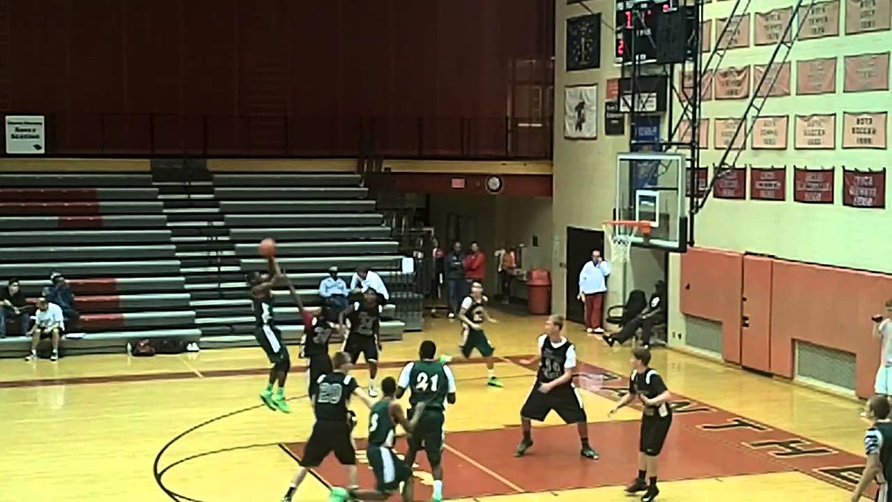 Scouting Video: Jalen Coleman at Adidas Spring Classic