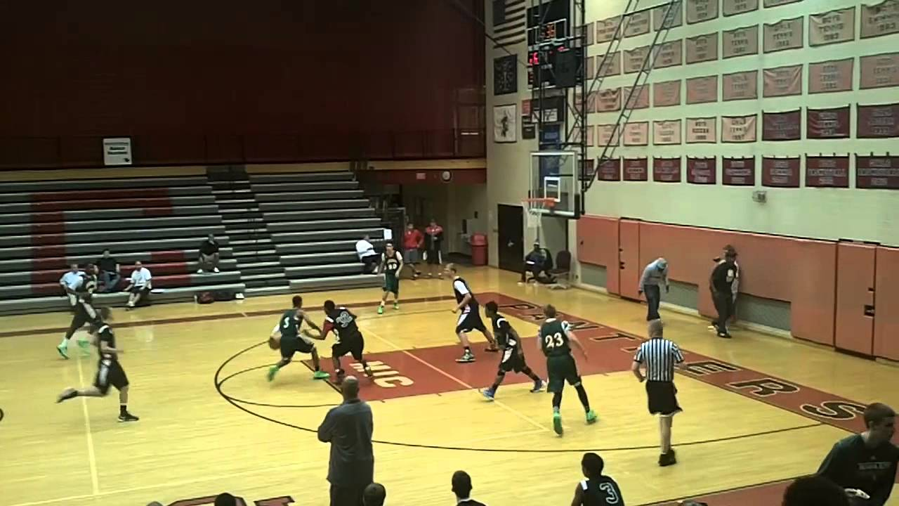 Scouting Video: Hyron Edwards at Adidas Spring Classic