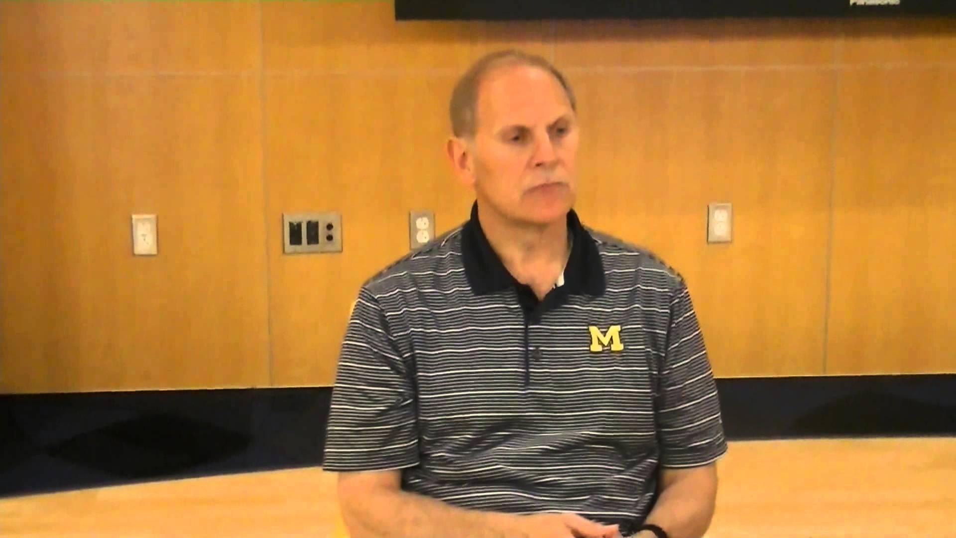 Video: John Beilein Spring Update