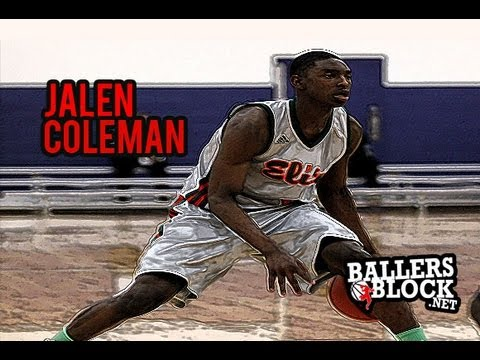 Jalen Coleman Sophomore Highlights