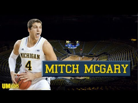 Mitch McGary Video Scouting Report