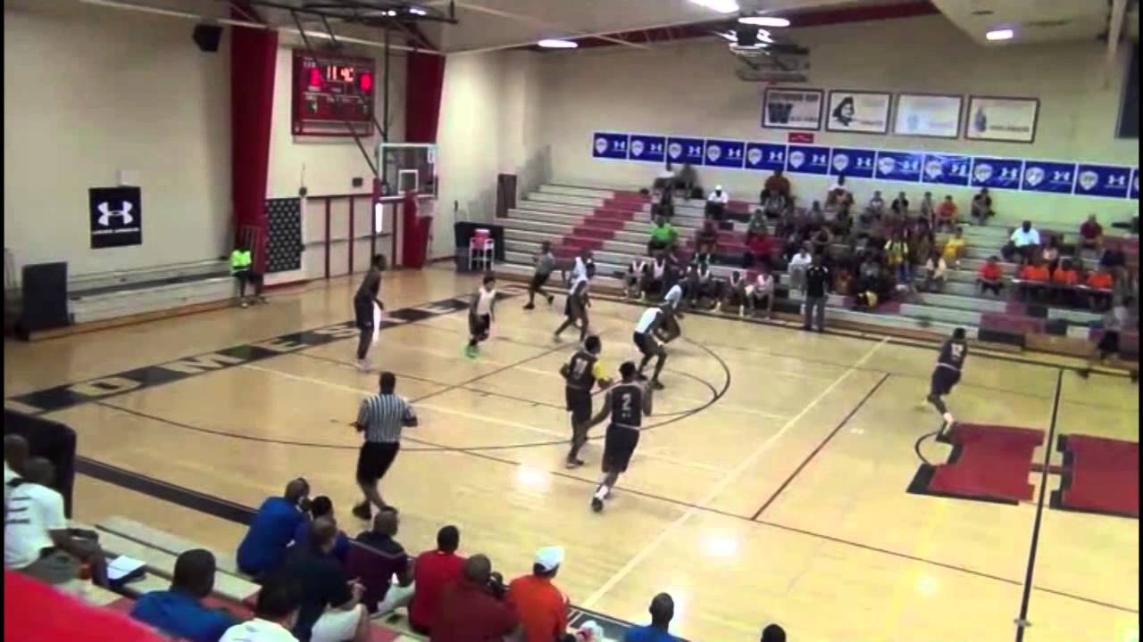 Scouting Video & Evaluation: Donte Grantham