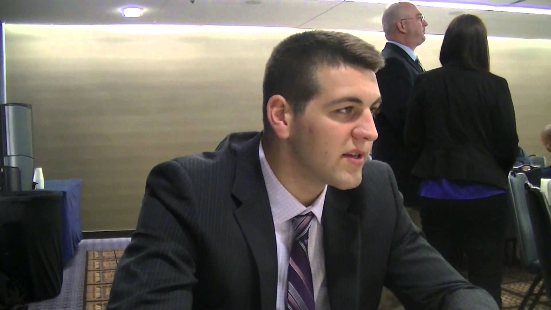 Video & Quotes: Mitch McGary at Big Ten Media Day